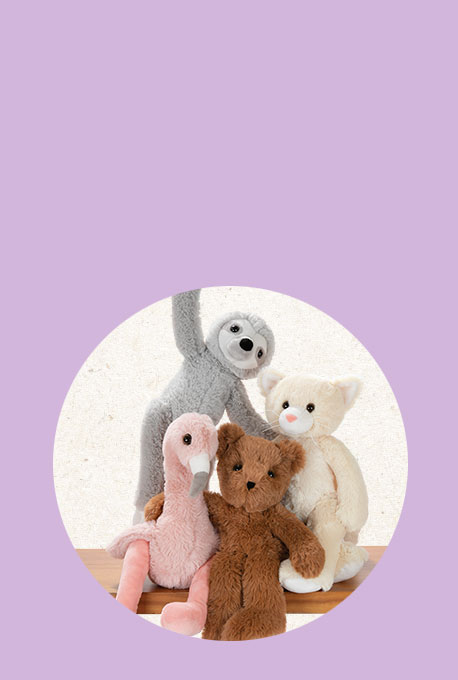 An image of the Buddy Bear Collection of teddy bears