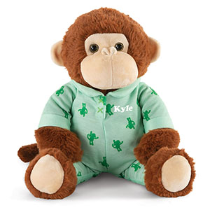 An image of the 13-inch PJ Pal Monkey